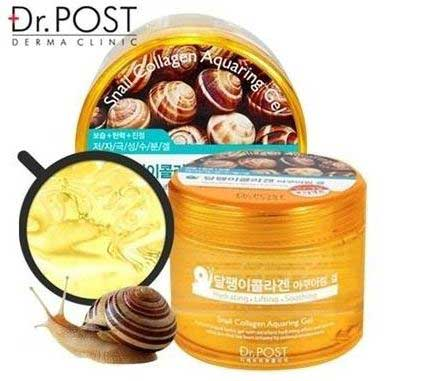 Snail Collagen Aquaring Gel
