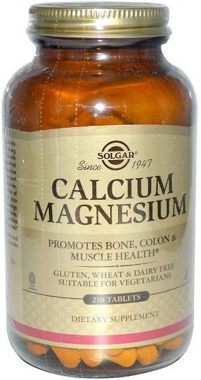 calcium-solgar