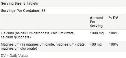 calcium-solgar_sostav