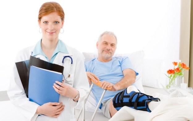 лечение суставов в больнице