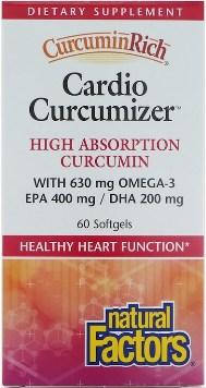 куркумин для здоровья сердца