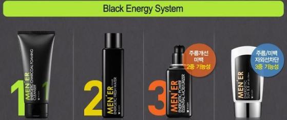 Black Energy System