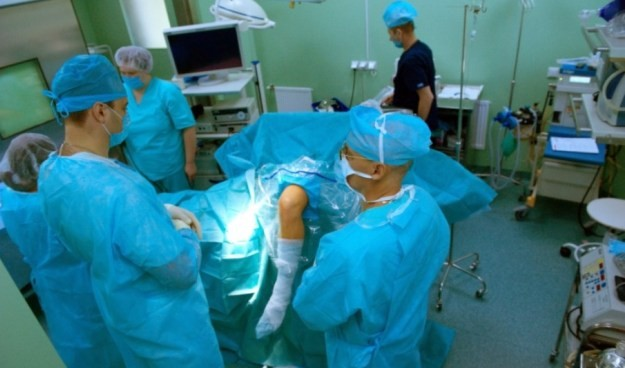 Артроскопическая хирургия сустава гимнастика для суставов бабенко