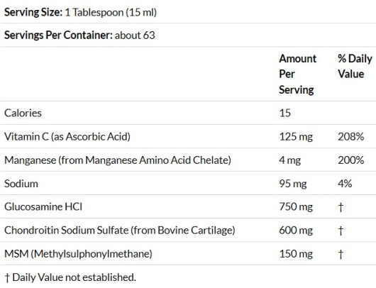 liquid_glucosamin-sostav