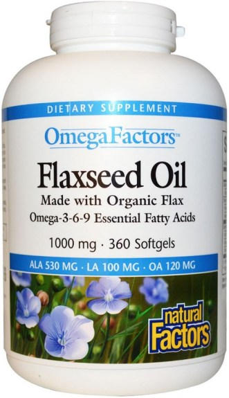 OmegaFactors_flaxseedoil