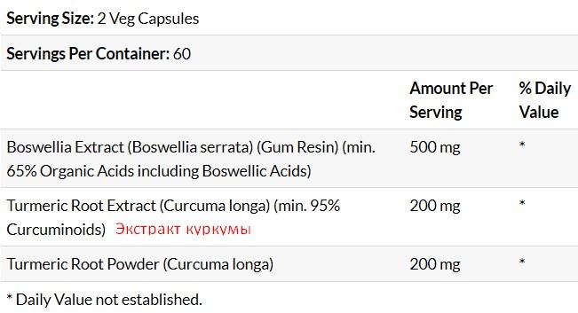Босвеллия-натуральное противовоспалительное средство: как выбрать и где купить