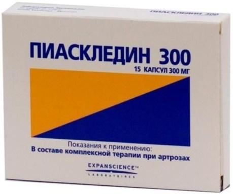 Пиаскледин 300 аналоги