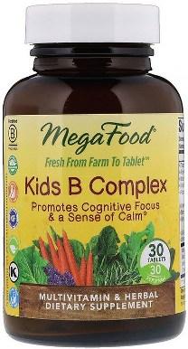 витамины группы В для детей