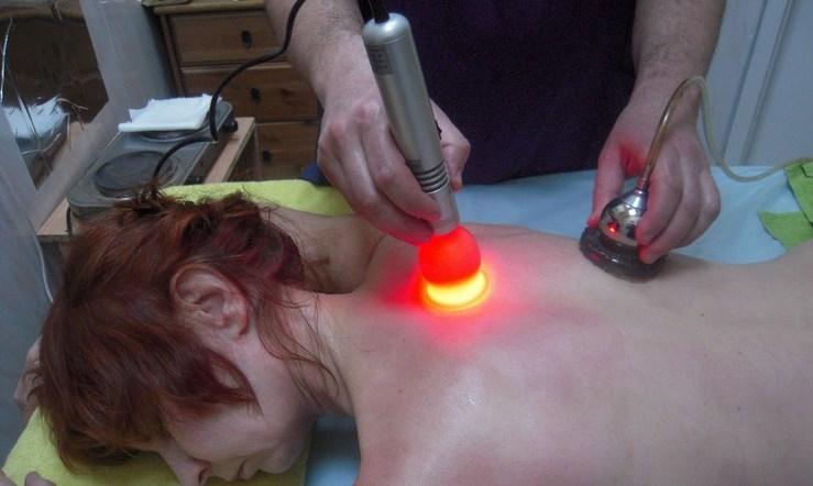 лечение инфракрасными лучами