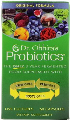 пробиотики список препаратов