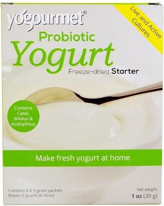 пробиотики закваска для йогурта