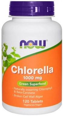 добавка хлорелла