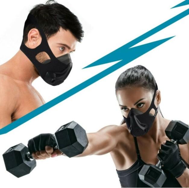 гипоксические маски для тренировок