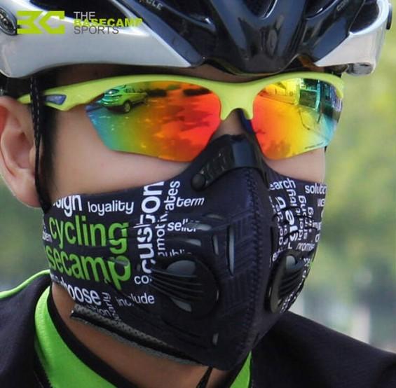 маски спортивные респираторные
